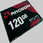 AMD Radeon TM R3 120G固态硬盘