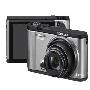 卡西欧数码相机EX-ZR2000 银色家用相机